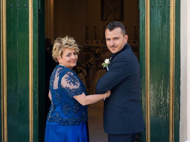 Il matrimonio di Christian e Sara a Santa Marinella, Roma 21