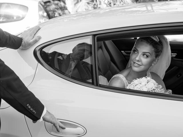 Il matrimonio di Christian e Sara a Santa Marinella, Roma 22