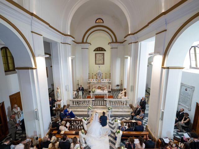 Il matrimonio di Christian e Sara a Santa Marinella, Roma 25
