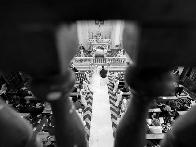 Il matrimonio di Christian e Sara a Santa Marinella, Roma 26