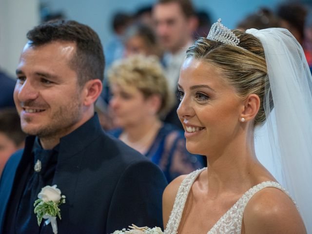Il matrimonio di Christian e Sara a Santa Marinella, Roma 27