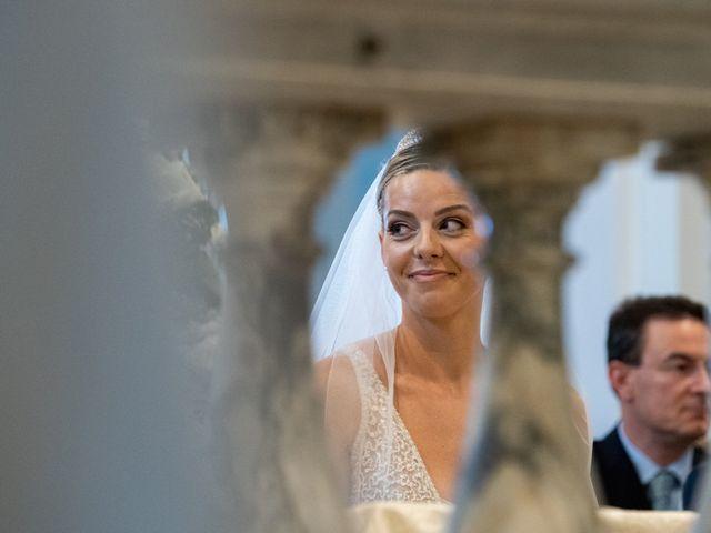 Il matrimonio di Christian e Sara a Santa Marinella, Roma 28