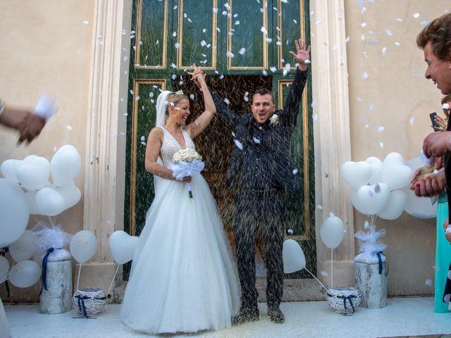 Il matrimonio di Christian e Sara a Santa Marinella, Roma 29