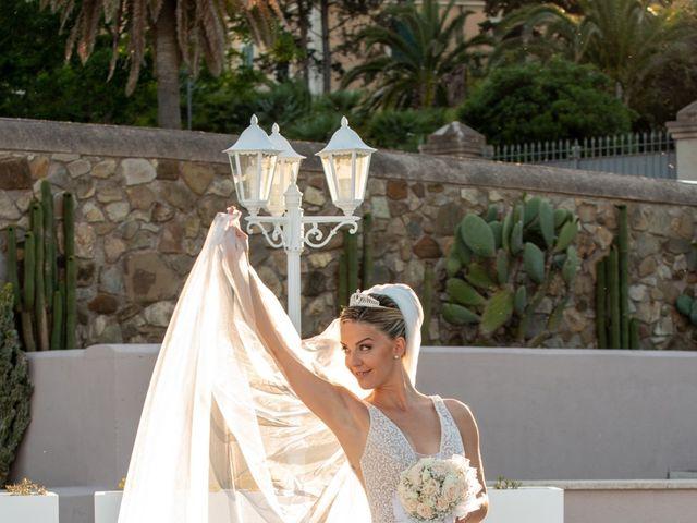 Il matrimonio di Christian e Sara a Santa Marinella, Roma 35