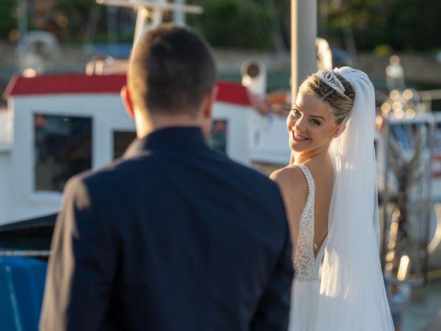 Il matrimonio di Christian e Sara a Santa Marinella, Roma 36