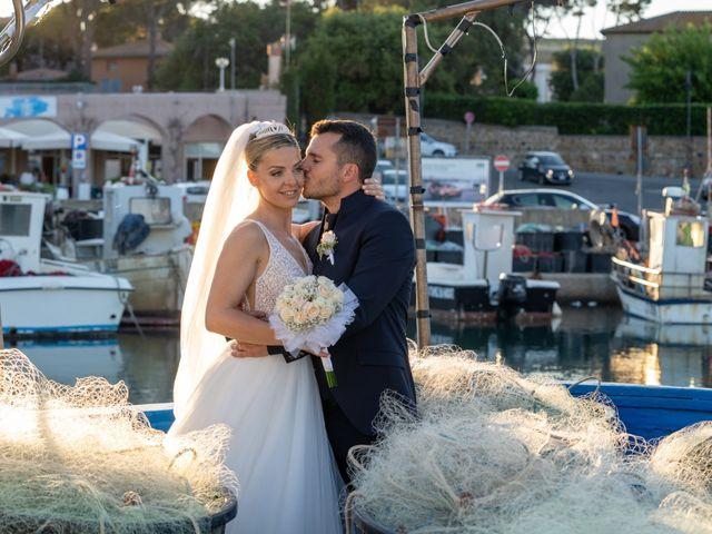 Il matrimonio di Christian e Sara a Santa Marinella, Roma 38