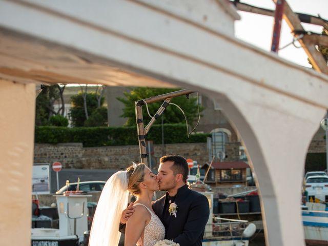 Il matrimonio di Christian e Sara a Santa Marinella, Roma 39