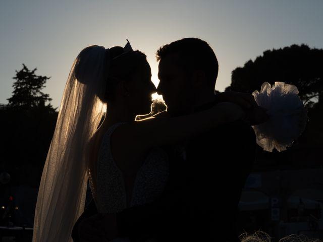 Il matrimonio di Christian e Sara a Santa Marinella, Roma 40