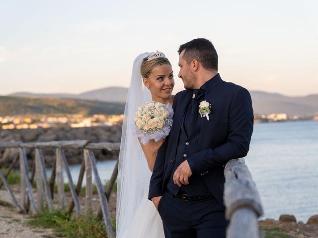 Il matrimonio di Christian e Sara a Santa Marinella, Roma 42