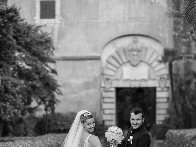 Il matrimonio di Christian e Sara a Santa Marinella, Roma 43