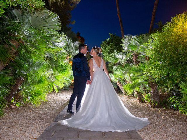 Il matrimonio di Christian e Sara a Santa Marinella, Roma 45