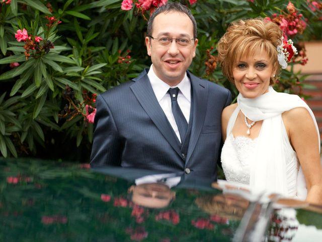 le nozze di Massimo e Valentyna
