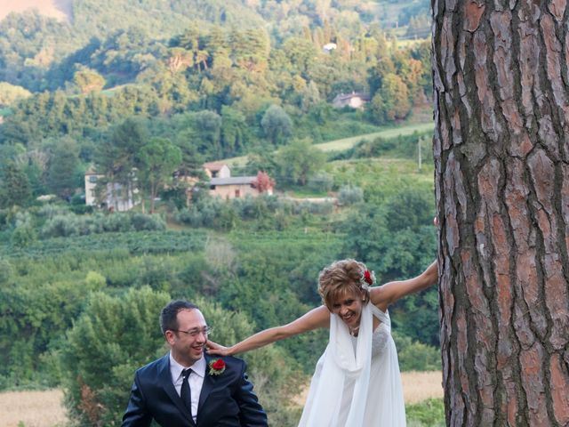 Il matrimonio di Valentyna e Massimo a Imola, Bologna 62