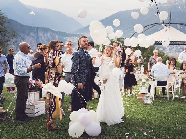 Il matrimonio di Diego  e Cristina  a Pisogne, Brescia 1
