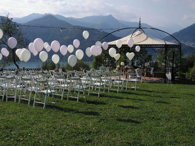 Il matrimonio di Diego  e Cristina  a Pisogne, Brescia 2