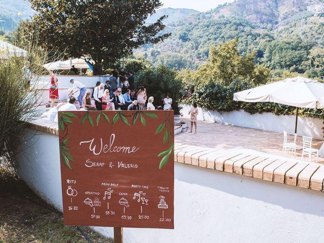 Il matrimonio di Valerio e Serap a Salerno, Salerno 5