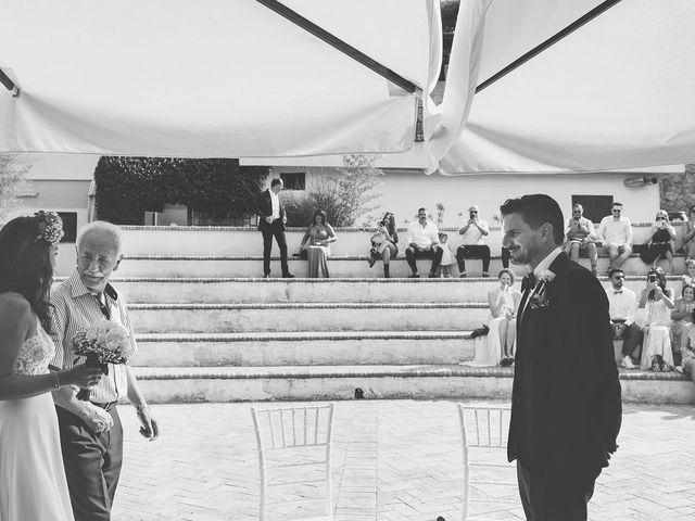 Il matrimonio di Valerio e Serap a Salerno, Salerno 7