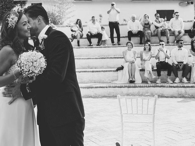 Il matrimonio di Valerio e Serap a Salerno, Salerno 8