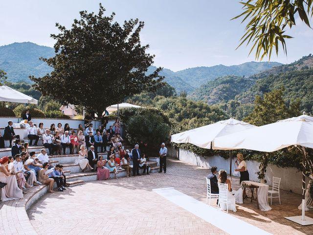 Il matrimonio di Valerio e Serap a Salerno, Salerno 9