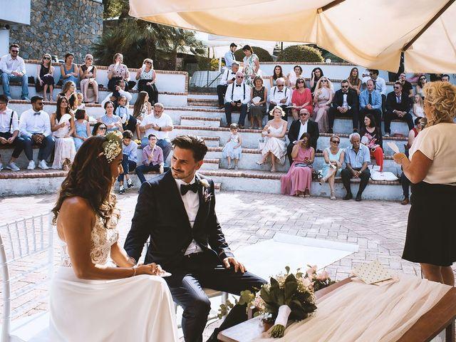 Il matrimonio di Valerio e Serap a Salerno, Salerno 10