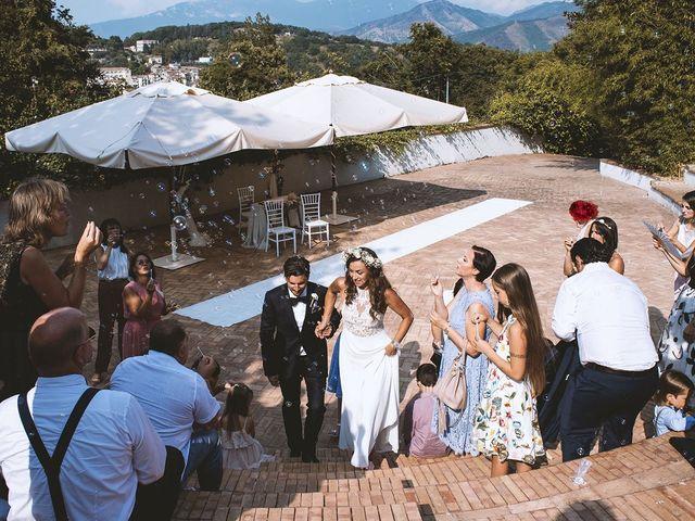Il matrimonio di Valerio e Serap a Salerno, Salerno 13