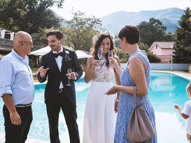 Il matrimonio di Valerio e Serap a Salerno, Salerno 15
