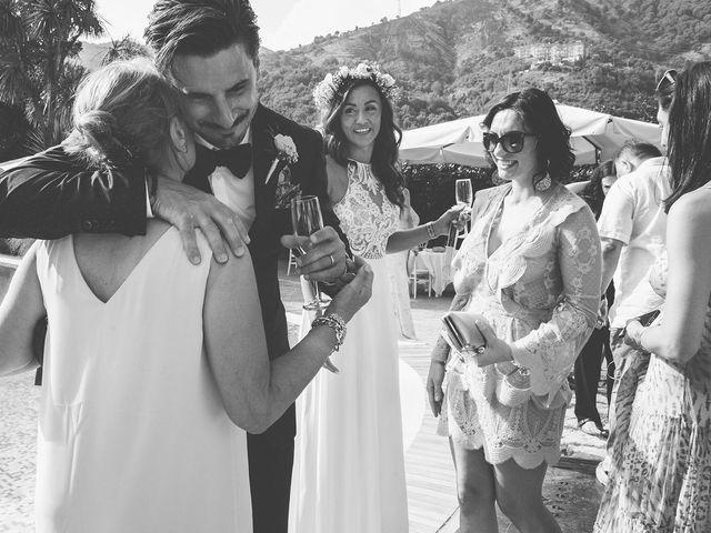Il matrimonio di Valerio e Serap a Salerno, Salerno 17
