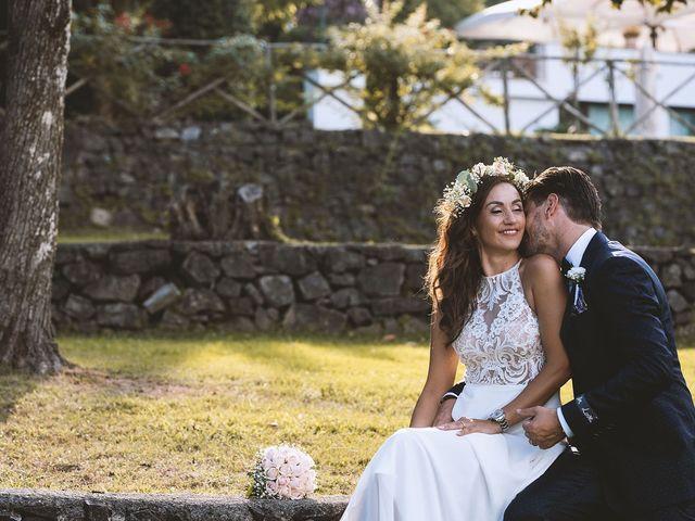 Le nozze di Serap e Valerio