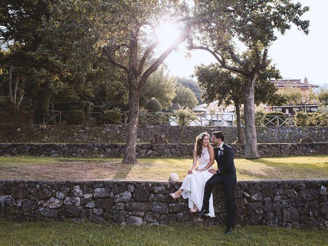 Il matrimonio di Valerio e Serap a Salerno, Salerno 1