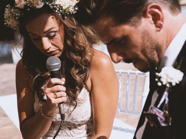 Il matrimonio di Valerio e Serap a Salerno, Salerno 38