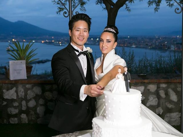 Le nozze di Roberta e Kevin