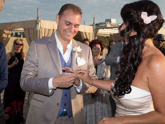 le nozze di Mara e Silvano