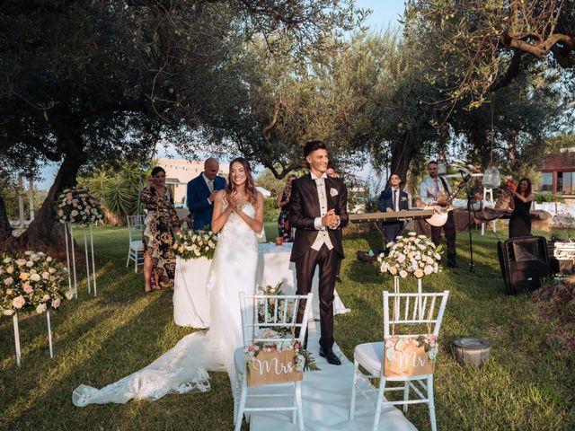 Il matrimonio di Davide e Sara a Palermo, Palermo 53
