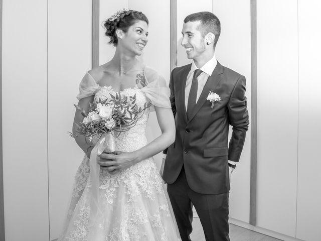 Il matrimonio di Marco e Federica a Caravaggio, Bergamo 23
