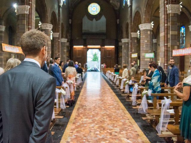 Il matrimonio di Marco e Federica a Caravaggio, Bergamo 27