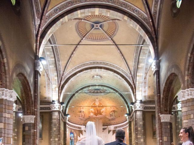Il matrimonio di Marco e Federica a Caravaggio, Bergamo 29