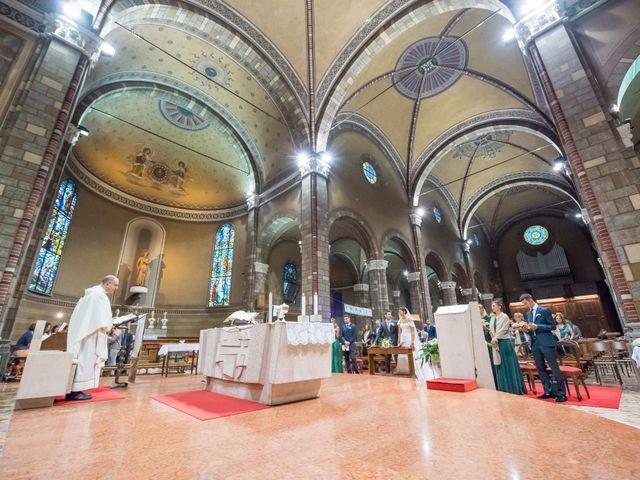 Il matrimonio di Marco e Federica a Caravaggio, Bergamo 30