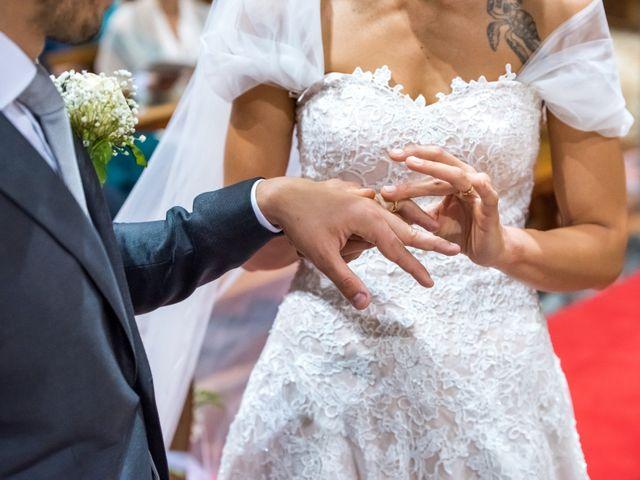 Il matrimonio di Marco e Federica a Caravaggio, Bergamo 34