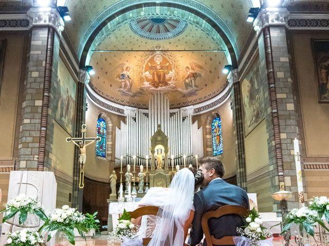 Il matrimonio di Marco e Federica a Caravaggio, Bergamo 35