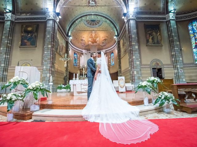 Il matrimonio di Marco e Federica a Caravaggio, Bergamo 36