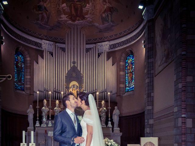 Il matrimonio di Marco e Federica a Caravaggio, Bergamo 40