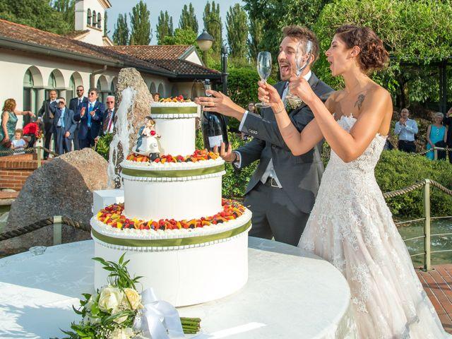 Il matrimonio di Marco e Federica a Caravaggio, Bergamo 49