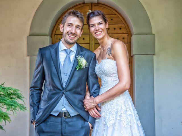 Il matrimonio di Marco e Federica a Caravaggio, Bergamo 51