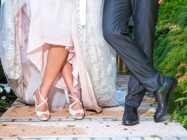 Il matrimonio di Marco e Federica a Caravaggio, Bergamo 53