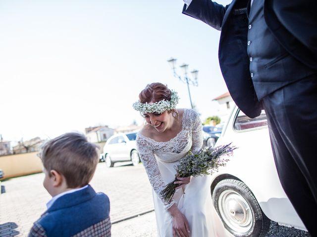 Il matrimonio di Mattia e Marika a Treviso, Treviso 12