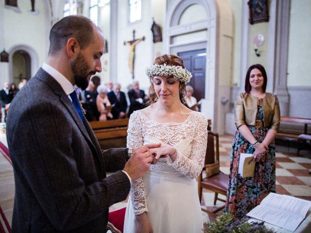 Il matrimonio di Mattia e Marika a Treviso, Treviso 14