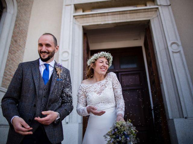 Il matrimonio di Mattia e Marika a Treviso, Treviso 17