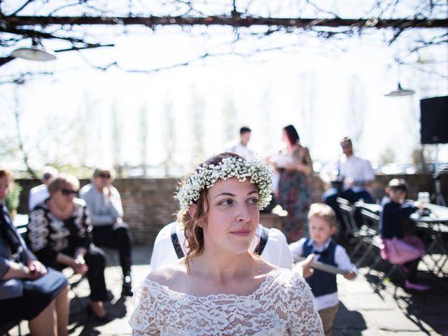 Il matrimonio di Mattia e Marika a Treviso, Treviso 31