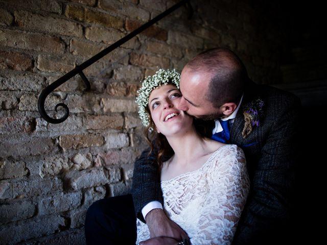 Il matrimonio di Mattia e Marika a Treviso, Treviso 34