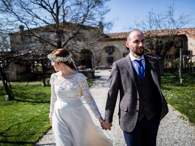 Il matrimonio di Mattia e Marika a Treviso, Treviso 35